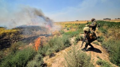 Photo of عاجل.. تدمير 6 عبوات ناسفة مزروعة حديثا من قبل داعش في قرية التوكل شمال المقدادية