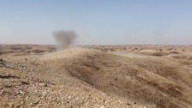 Photo of #عاجل الحشد الشعبي يفجر مضافة لداعش في النفط خانة بديالى