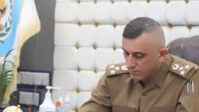 Photo of إصابة قائد شرطة واسط بفيروس كورونا