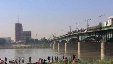 Photo of النجدة النهرية: انتشال جثة شاب من داخل نهر دجلة اسفل جسر الجمهورية في بغداد نتيجة السباحة في النهر