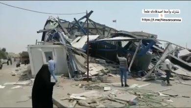 Photo of مدير الدفاع المدني يعلن ارتفاع حادث الجملون بالبصرة: وفاة شخص وانقاذ خمسة