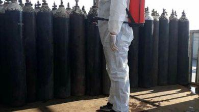 Photo of صحة نينوى تؤكد قيام معمل الأوكسجين بتجهيز المؤسسات الصحية ب ٤٥٠ أسطوانة يومياََ
