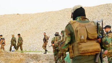 """Photo of الحشد الشعبي ينجز تأمين 90 كم ضمن عمليات"""" أبطال العراق""""في أطراف ديالى"""