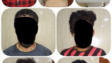 Photo of القبض على (٧) إرهابيين في نينوى