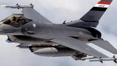 Photo of العمليات المشتركة : طائرات أف 16 مستمرة في استهداف داعش