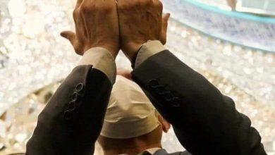 Photo of الكاظمي يتشرّف بزيارة الإمامين، موسى الكاظم وأبي حنيفة النعمان