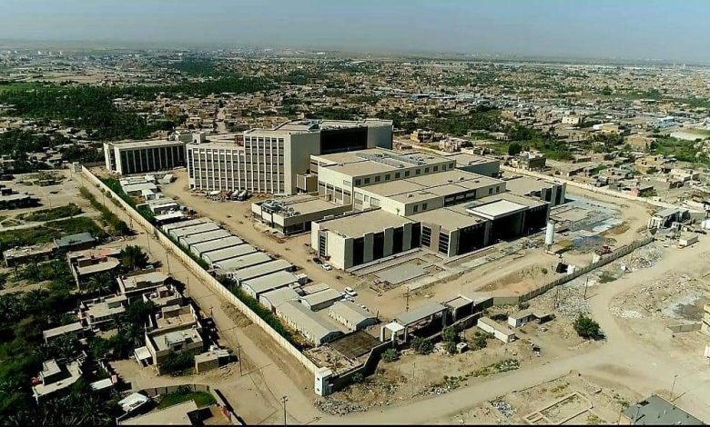 Photo of وصول كادر الشركة التركية الى مدينة الناصرية للمباشر باستئناف العمل في  المستشفى التركي