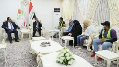 Photo of وزير النفط: نعمل على توفير فرص العمل بعد إقرار الموازنة