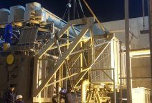 Photo of ملاكات انتاج كهرباء الجنوب تواصل صيانة محولة الوحدتين في محطة كهرباء شط البصرة الغازية