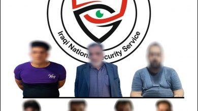 Photo of الأمن الوطني في بغداد يفكك ثلاثة عصابات مختصة بتزوير لوحات وبطاقات تسجيل المركبات ويلقي القبض على أفرادها