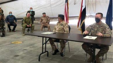 Photo of العمليات: قوات التحالف المنسحبة لن تنتشر مجدداً في العراق