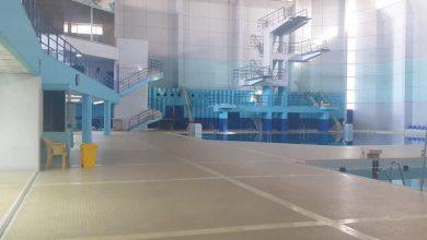 Photo of وزير الشباب والرياضة يقرر اغلاق مسبح الشعب الاولمبي حفاظاً على المصلحة العامة