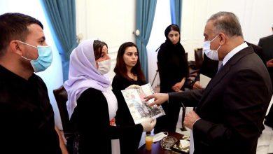 Photo of الكاظمي: ما تعرّض له الأيزيديون شكّل وجعاً عراقياً لن يتكرر