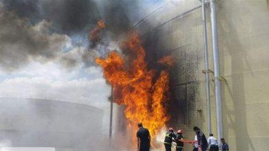 Photo of وكالة إيرانية: حريق واسع في محطة لتوليد الطاقة شرقي طهران