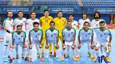 Photo of التطبيعية توافق على مشاركة منتخبنا الوطني بكرة الصالات في بطولة إيران الدولية الودية