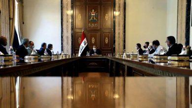 Photo of رئيس مجلس الوزراء السيد مصطفى الكاظمي يستقبل وفد نقابة أطباء العراق