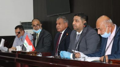 Photo of لجنة المسابقات تعقد اجتماعاََ تشاورياََ مع أندية الدرجة الأولى