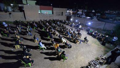 Photo of بالصور |  إقامة مجلس حسيني في الموصل، مع تطبيق الشروط الصحية والتباعد الاجتماعي