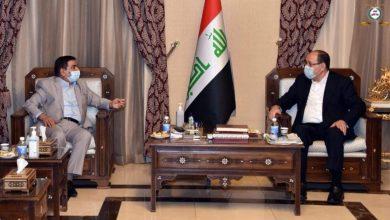 Photo of المالكي يستقبل وزير الدفاع جمعة عناد ويدعم جهود تطوير القوات المسلحة