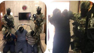 Photo of وكالة الاستخبارات تلقي القبض على (٣) إرهابيين في محافظة السليمانية