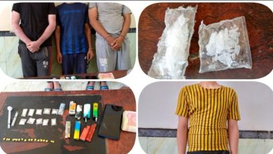 Photo of وكالة الاستخبارات : القبض على عصابتين تتاجران بالمواد والحبوب المخدرة في النجف الأشرف