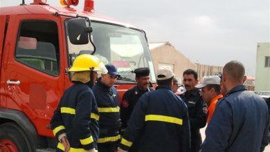 Photo of الدفاع المدني يخمد حريقا اندلع في شركة كيماوية جنوب شرق بغداد