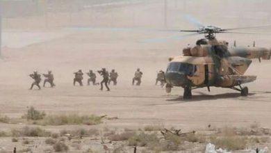 Photo of الوحدة التكتيكية الاولى تنفذ انزال في قضاء الرطبة بمحافظة الأنبار
