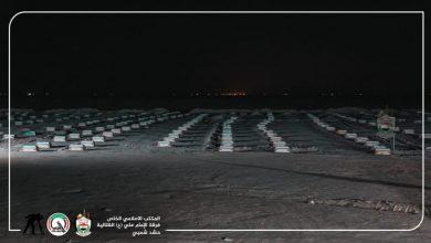 Photo of فرقة الامام علي القتالية تصدر توضيحاً بشأن ما حدث في مقبرة وادي السلام