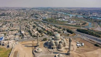 Photo of بعد ٢٠ عام من التوقف.. استئناف بناء جامع الموصل الكبير في نينوى