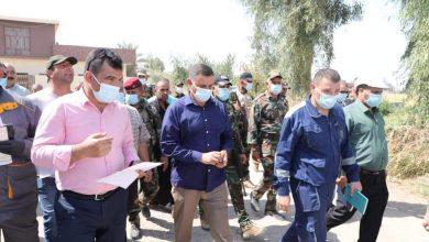 Photo of لإدامة البنى التحتية كاملة.. محافظ ديالى يطلق حملة خدمية في ناحية الوجيهية