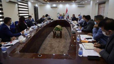 Photo of وزير الشباب والرياضة يترأس إجتماعاً تشاورياً لإستعراض جهود التنمية الشبابية في العراق