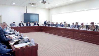 Photo of مستشار الأمن الوطني السيد قاسم الأعرجي يترأس اجتماع اللجنة العليا لتنفيذ ومتابعة برنامج إصلاح القطاع الأمني
