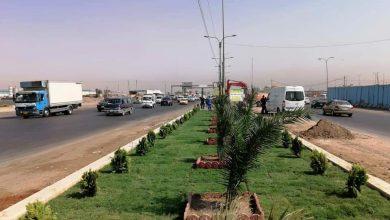 """Photo of محافظ بغداد يعلن تقدم العمل باعمال تطوير مدخل طريق """"بغداد- الحلة"""""""