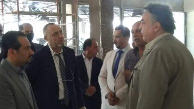 Photo of رئيس شبكة الاعلام العراقي .. في زيارة ميدانية لمسرح الرشيد
