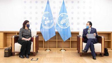 Photo of سفيرة جمهورية العراق في ايطاليا تقدم أوراق اعتمادها مندوباً دائما للعراق لدى منظمة الأغذية والزراعة للأمم المتحدة ( الفاو) في روما