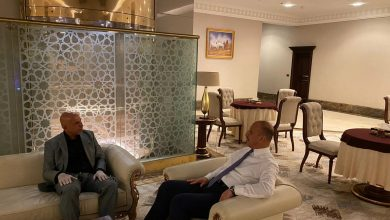 Photo of درجال يستقبل رئيس إتحاد الإسكواش ويؤكد ضرورة توسيع قاعدة اللعبة والإهتمام بالناشئين