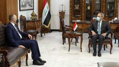 Photo of رئيس مجلس القضاء الاعلى يستقبل رئيس شبكة الاعلام العراقي