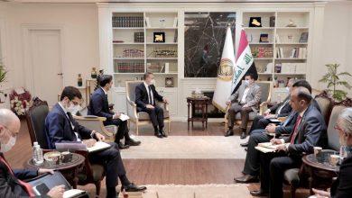 Photo of مستشار الأمن الوطني السيد قاسم الأعرجي يستقبل السفير التركي في بغداد