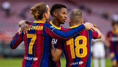 Photo of برشلونة يتوج بكأس جامبر بالفوز على التشي