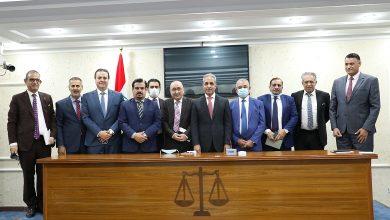 Photo of رئيس مجلس القضاء الاعلى يستقبل عدد من رجال الاعلام
