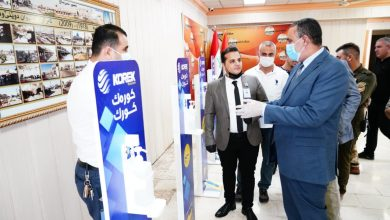 Photo of محافظ كركوك يثمن مبادرة شركة كوروك تليكوم في مواجهة تحديات كورونا