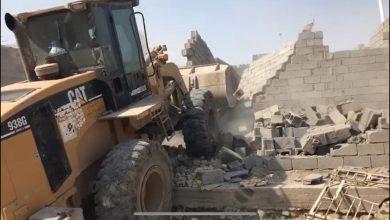 Photo of امانة بغداد تمنع الاستيلاء على ارض زراعية
