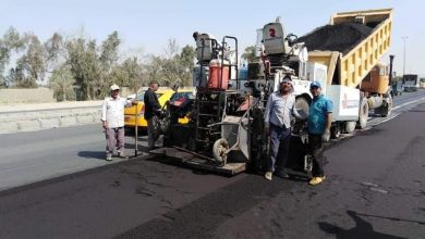 Photo of امانة بغداد تباشر توسعة و تطوير مدخل العاصمة الجنوبي