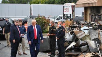 Photo of الرئيس الأمريكي يزور مدينة كينوشا لدعم تطبيق القانون
