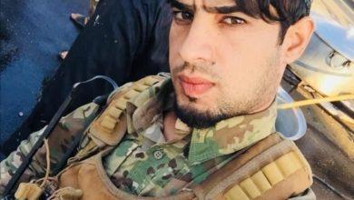"Photo of قوات وعد الله تنعى المقاتل ""مسلم الأسدي"""