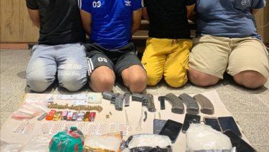 Photo of وكالة الاستخبارات تلقي القبض على عصابة تتاجر بالمخدرات في بغداد