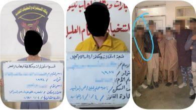 Photo of وكالة الاستخبارات : الإطاحة بأحد شرعيي داعش ومعاونة في نينوي