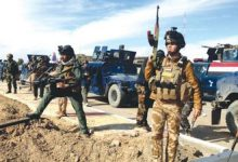 Photo of شرطة بغداد تلقي القبض على ثلاثة متهمين بالإرهاب
