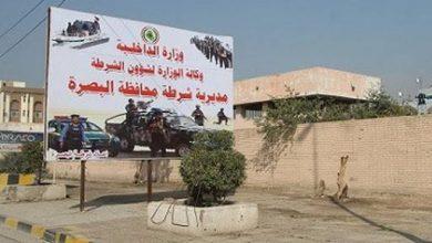 "Photo of ""شرطة البصرة :  جريمة قتل في الهارثة بسبب مشاكل عائلية """