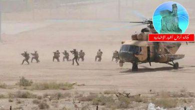 Photo of عمليات الجزيرة تنفذ عملية بحث وتفتيش جنوب نهر الفرات
